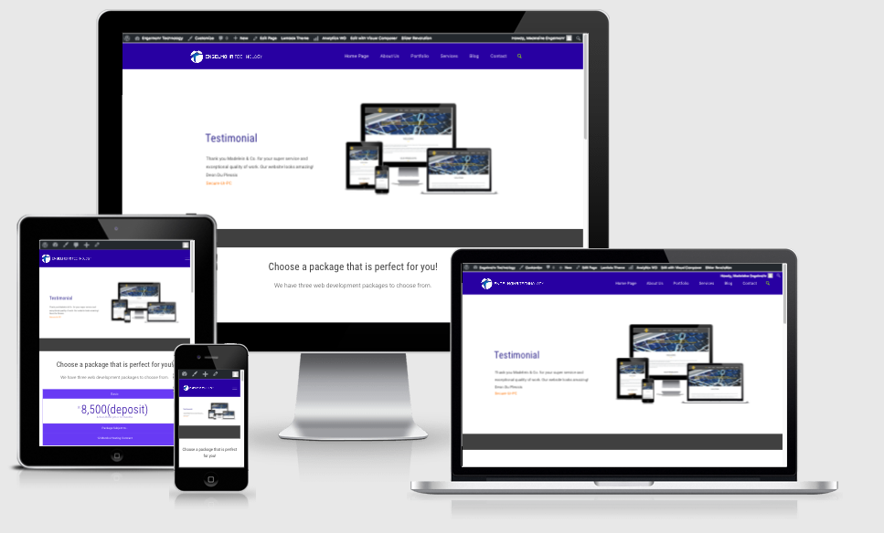 4 Reasons why your website should be responsive