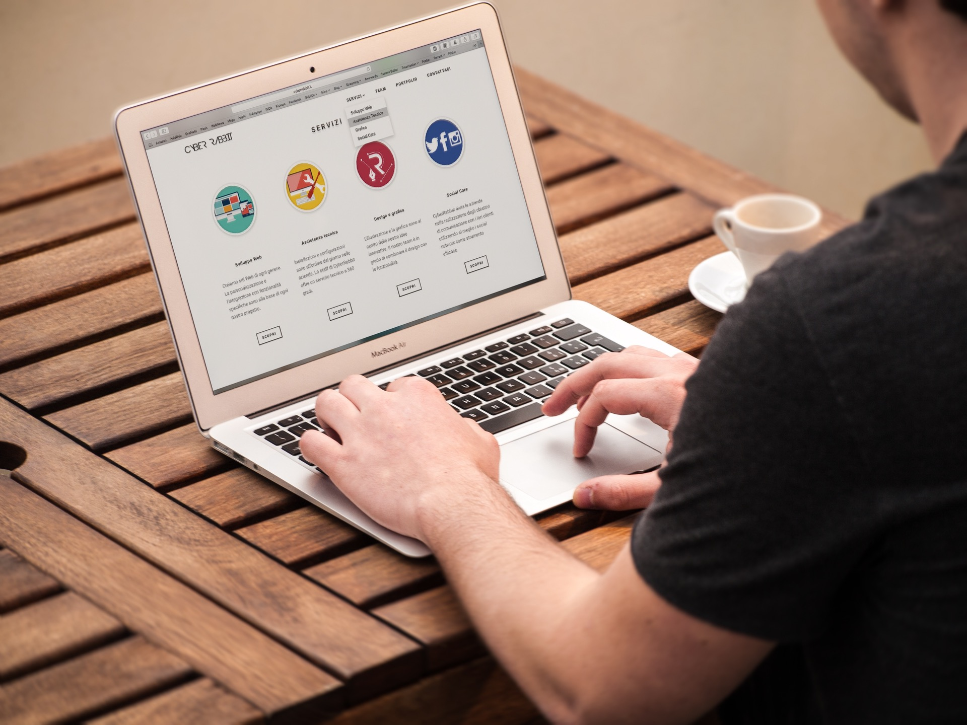 Three reasons an outdated website can harm your business